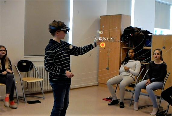Technology in Education – The Effect of #VR and #AR -