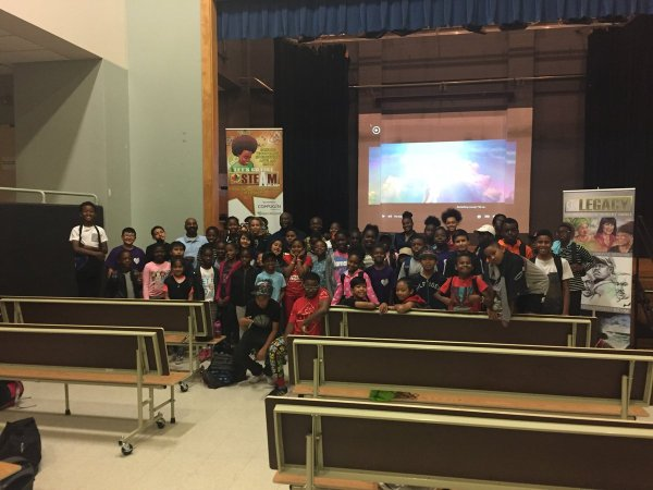 "Focus On Youth TCDSB on Twitter: ""Artist and African ..."