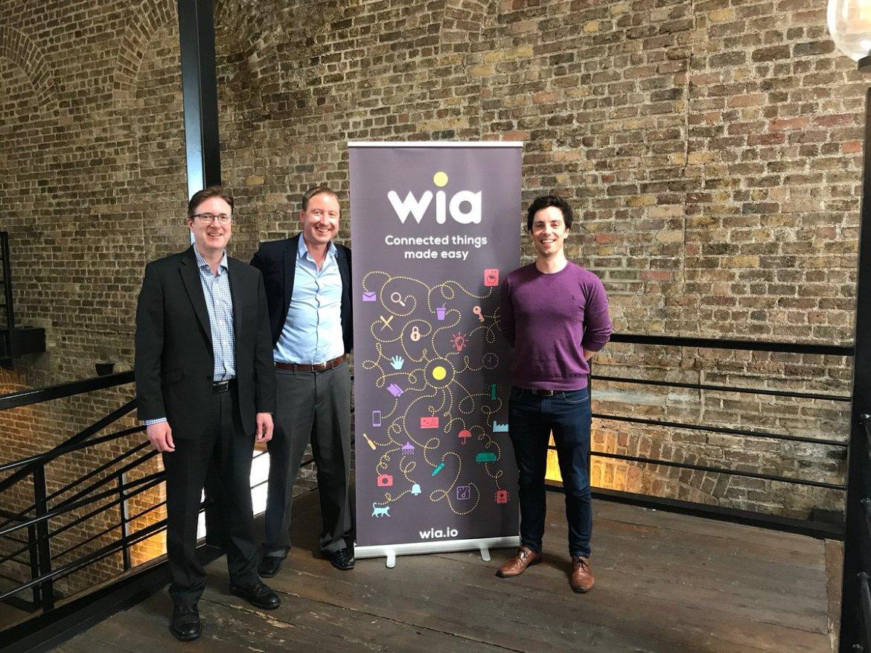 €750k seed funding raised by IoT cloud platform start-up Wia @wiaio @EI_HPSU #startups