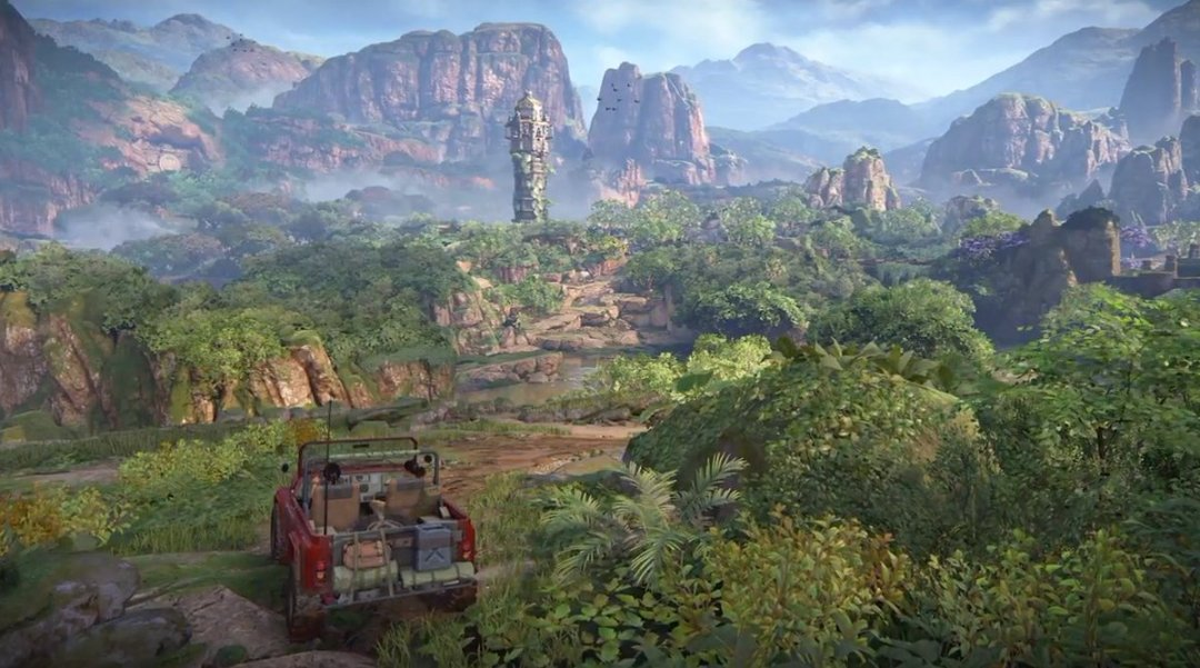 Uncharted: The Lost Legacy Video