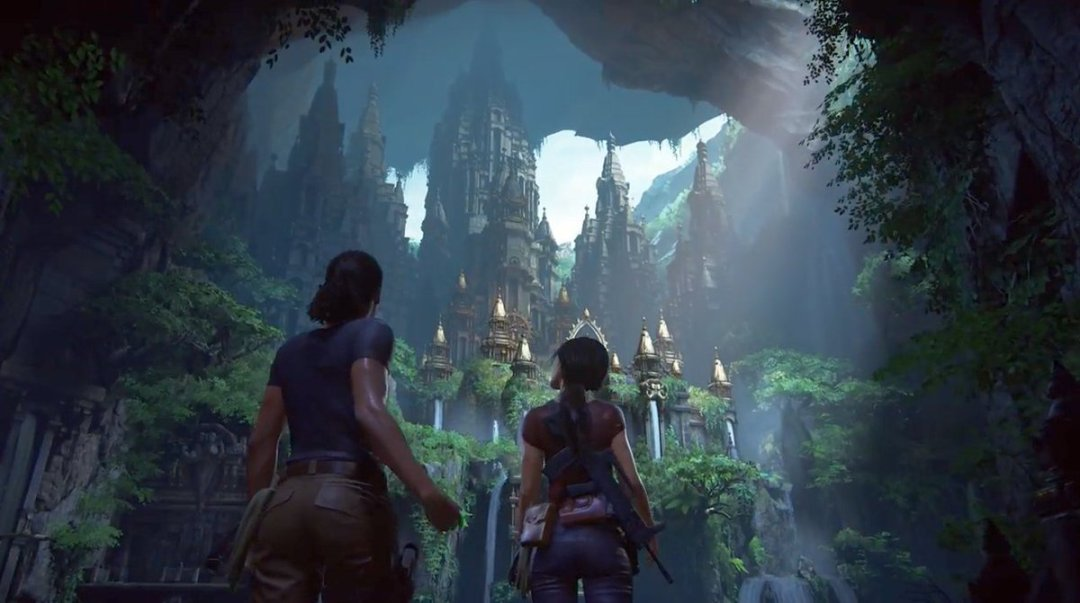 The Making of Uncharted: The Lost Legacy Video