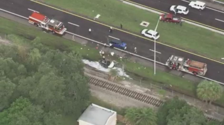 Triple fatal wreck on Selmon Expressway raises guardrail questions