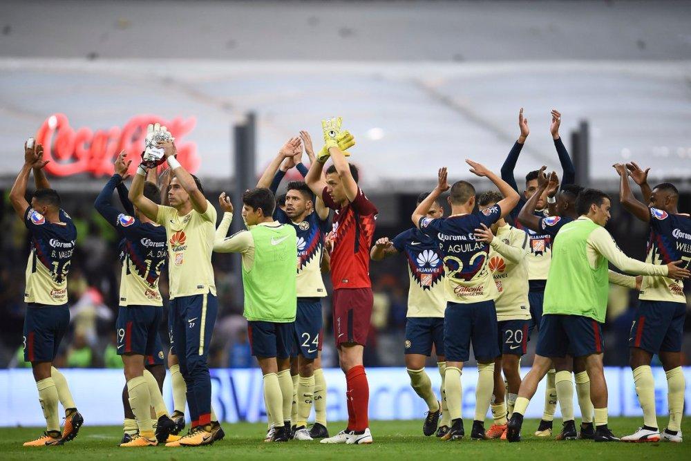 América vs Pumas 2017