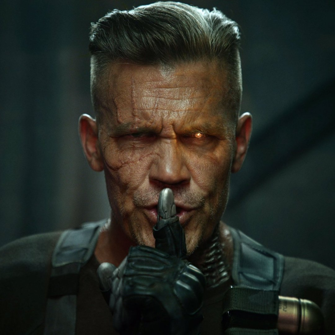 First Look At Cable From Deadpool 2 Unveiled