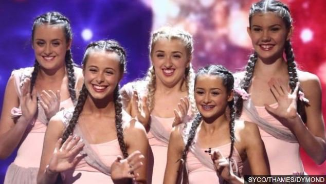 Britain's Got Talent dancer, 15, thanks Simon Cowell for paying for back surgery