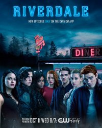 Riverdale S2 poster
