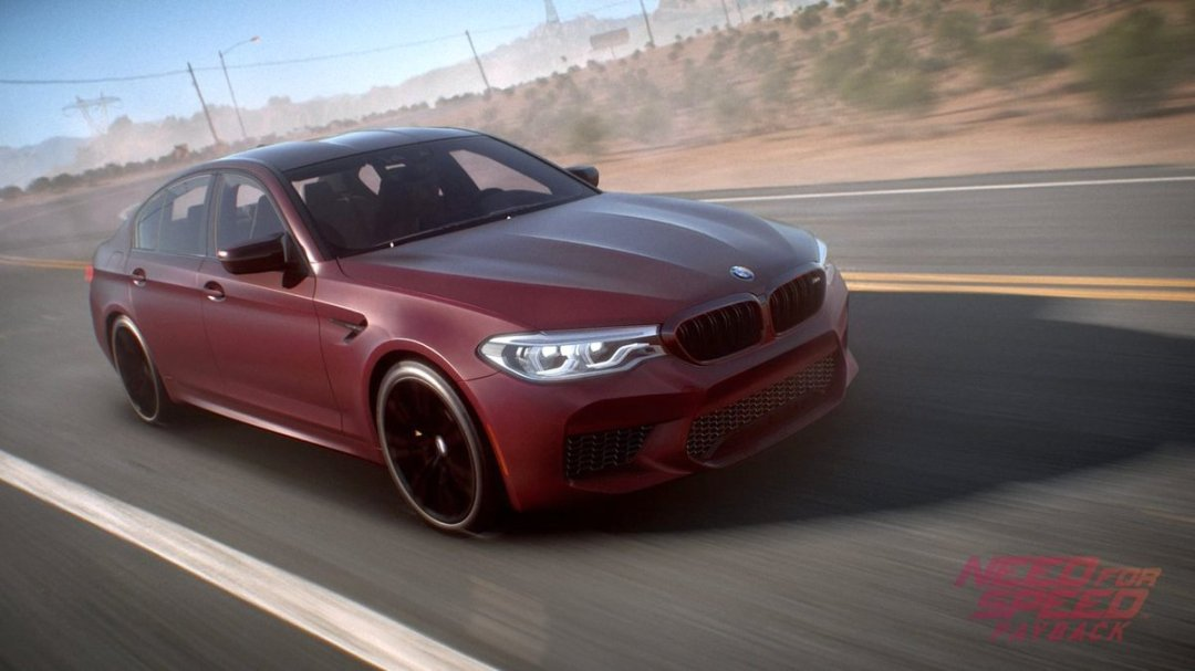Need for Speed Payback Gamescom 2017 Trailer 5