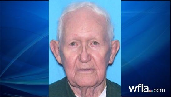 Tampa News Silver Alert issued for 90-year-old Citrus County man