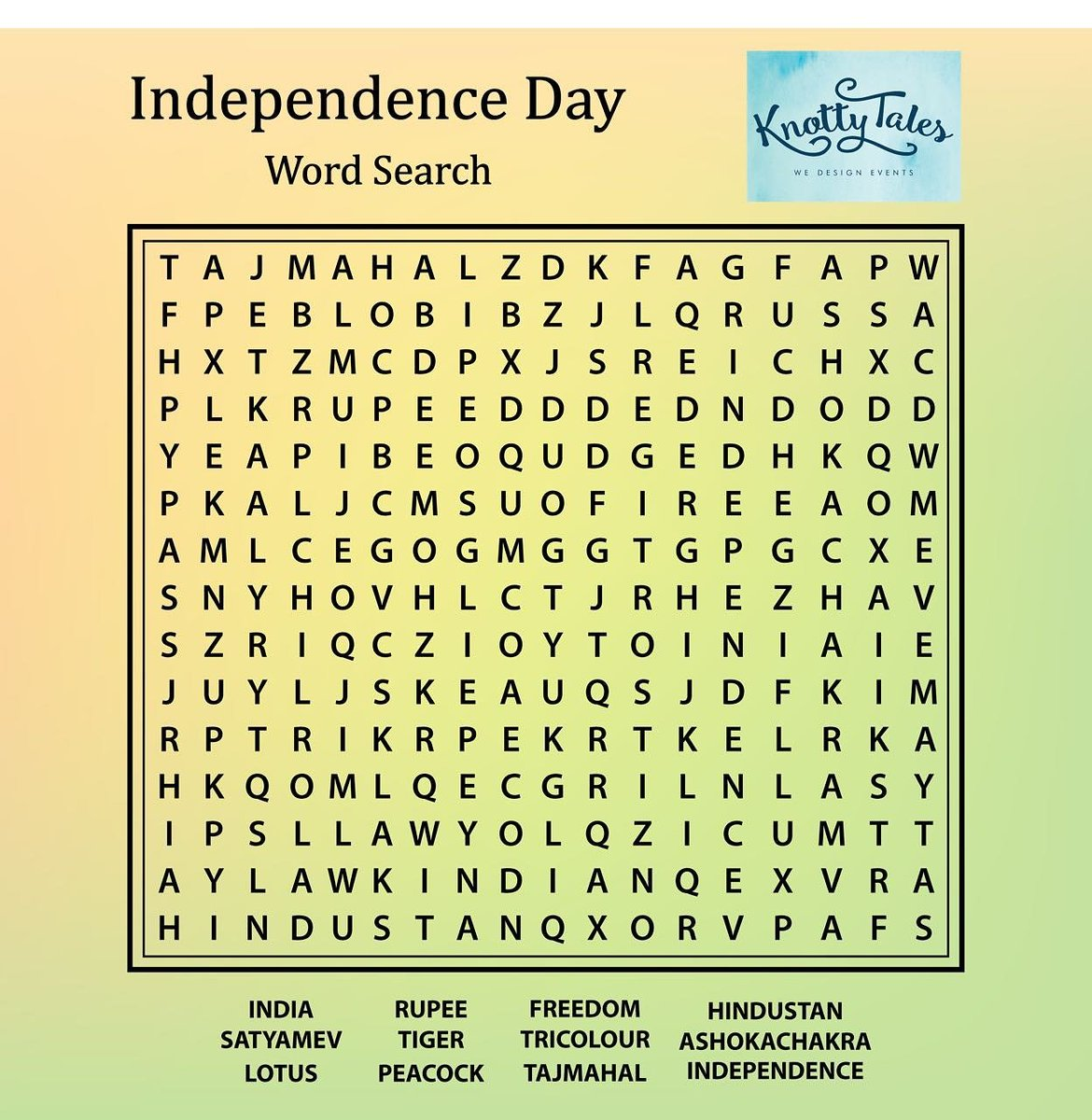 Words Associated With Independence Day Independence Day Printables And Worksheets 01 27