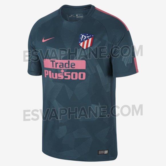 Atleti camiseta Champions 17 18