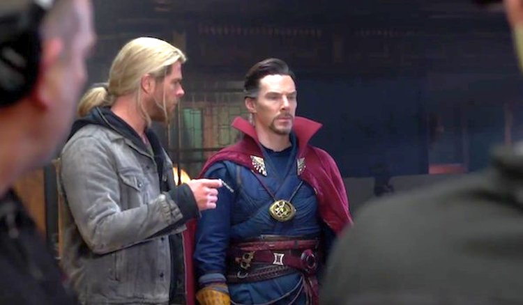 New Thor: Ragnarok International Trailer Featuring Doctor Strange 5