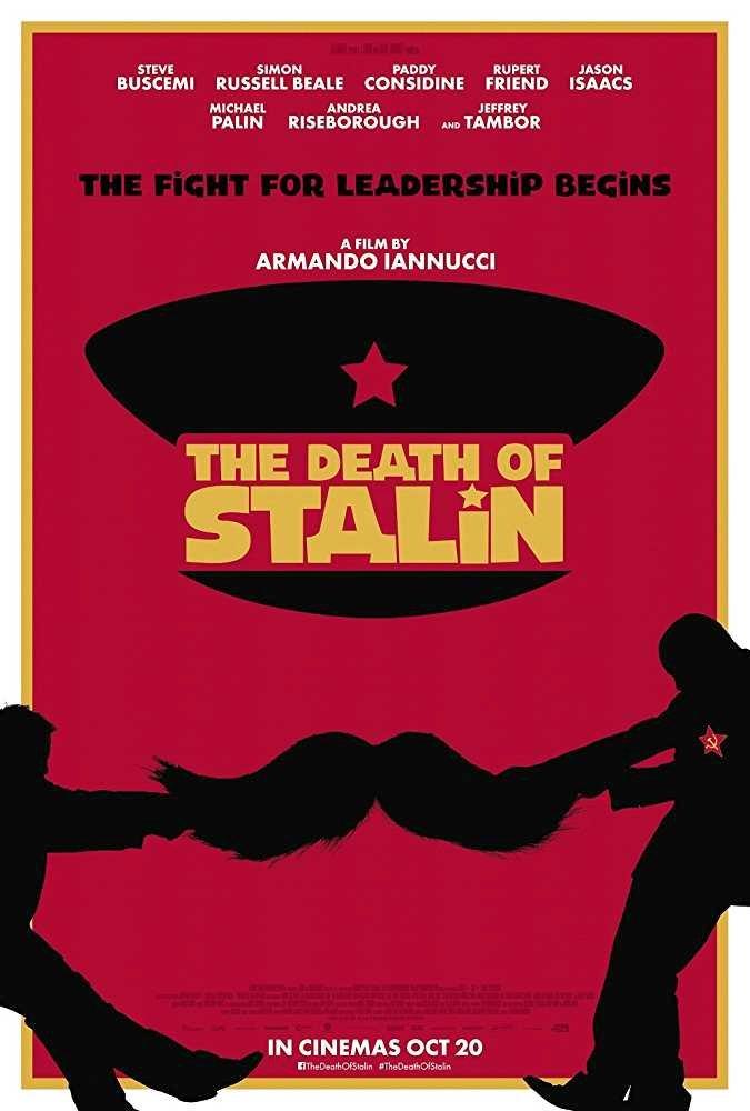 Armando Iannucci's The Death of Stalin International Trailer 6
