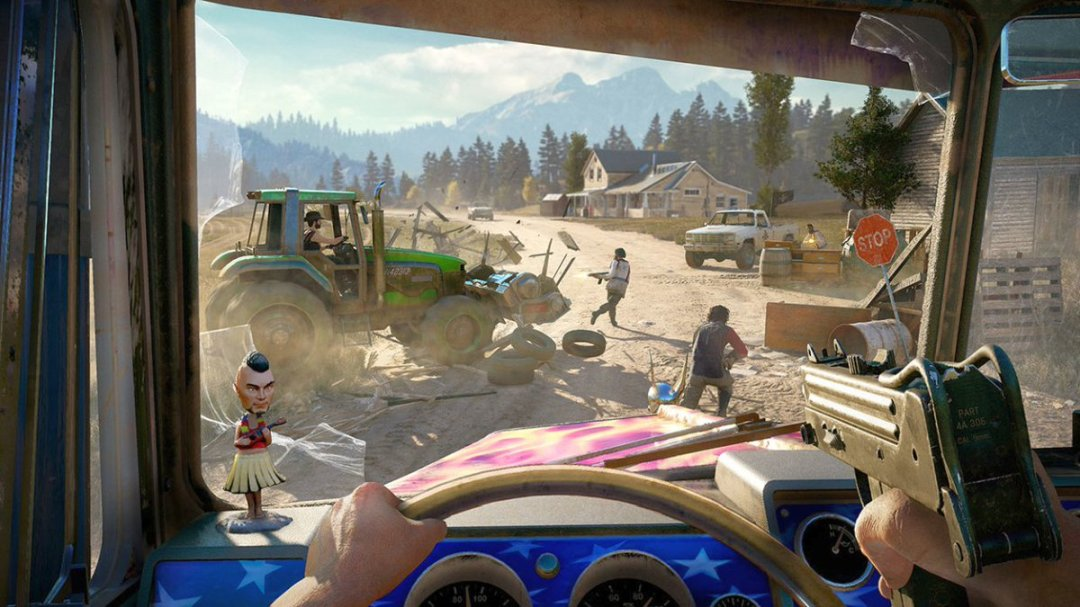 Far Cry 5 Extended Gameplay Walkthrough 6