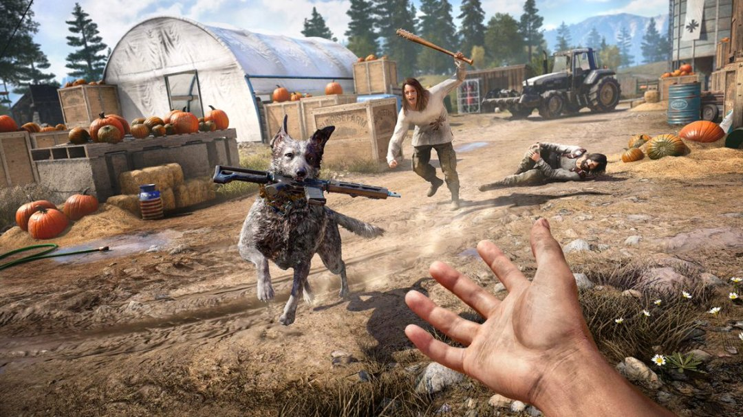 Far Cry 5 Extended Gameplay Walkthrough 4