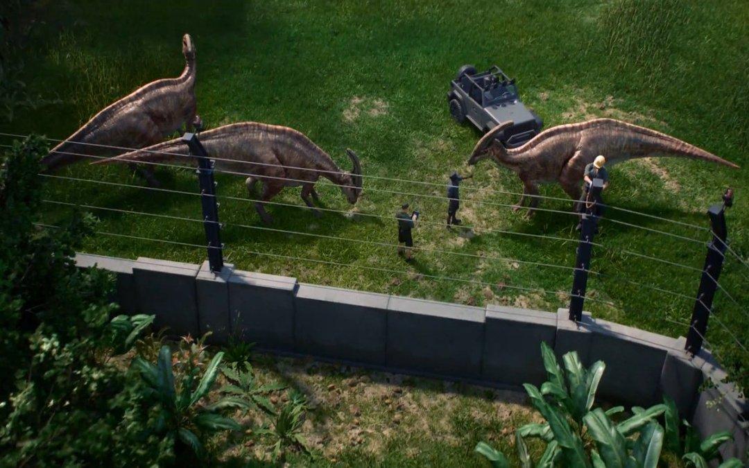 Jurassic World Evolution Announced 6