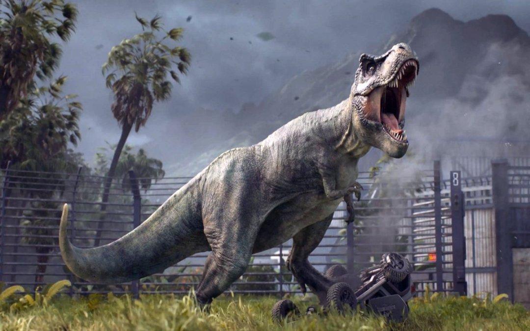 Jurassic World Evolution Announced 7