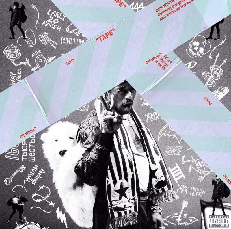 Lil Uzi Vert Luv Is Rage 2 Tracklist