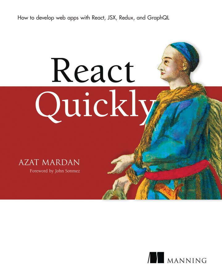 Deal of the Day Aug 25: React Quickly! Use code dotd082517tw at  @azat_co #react #reactjs