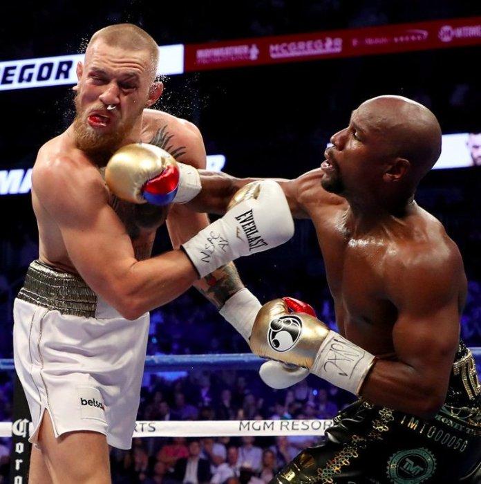 Resumen: Mayweather vs McGregor
