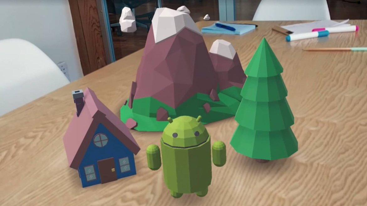 Google launches ARCore augmented reality SDK