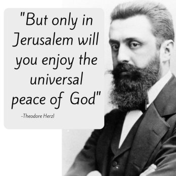 Image result for Theodor Herzl