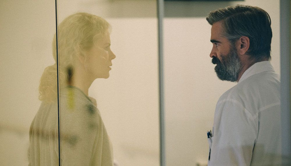 The Killing of a Sacred Deer Trailer Featuring Colin Farrell & Nicole Kidman