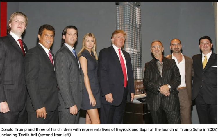 Image result for PHOTOS OF FELIX SATER MICHAEL COHEN