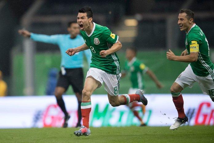 Goles México vs Panamá 2017