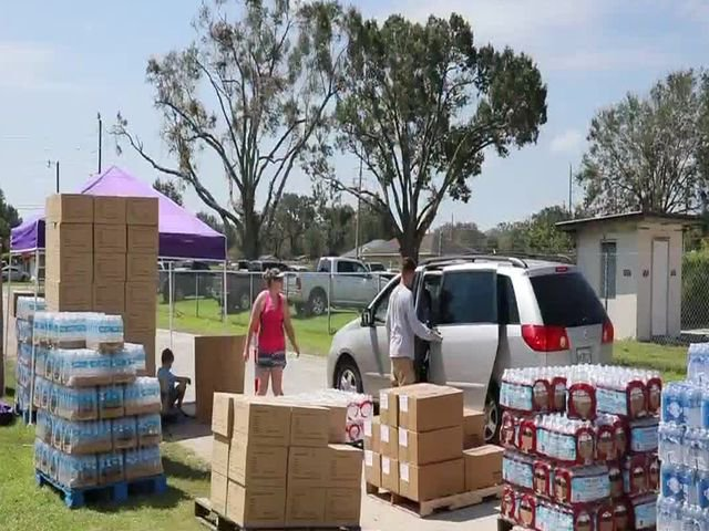 Polk County 'Points of Distribution' now open to help victims of Hurricane Irma