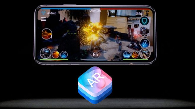 Watch: @Apple goes all-in on augmented reality