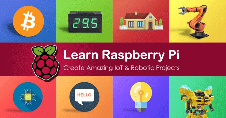 Deal: Learn Raspberry Pi for just $39 — Build Amazing IoT & Robotics Projects at Home