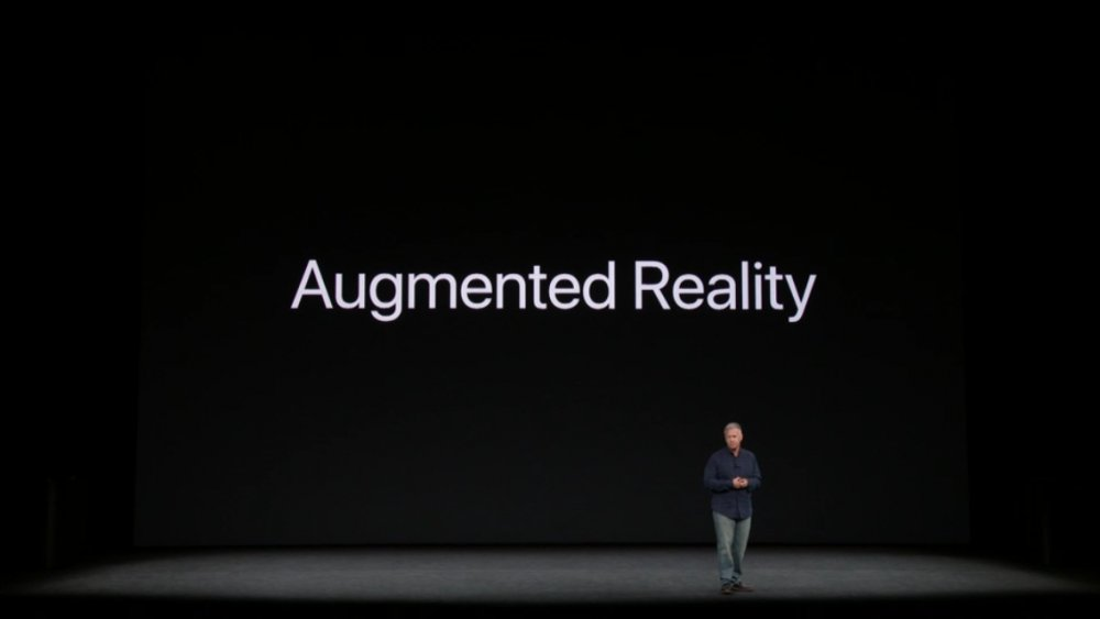iPhone 8 is really good news for the future of AR -