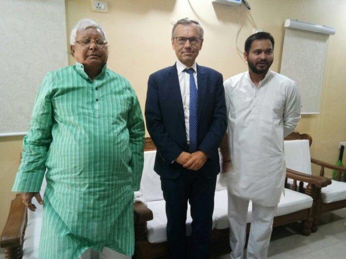 Image result for lalu yadav in hospital