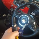 Rapid Car Keys On Twitter Fiat Abarth 500 Spare Key Peugeot 208 Spare Key At The Unit In Sittingbourne Kent