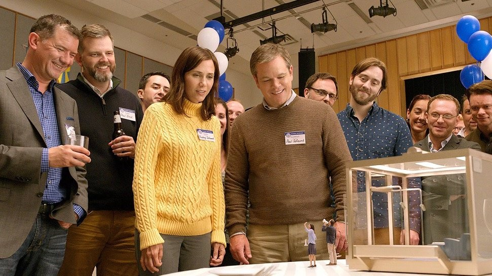 Downsizing Trailer Featuring Matt Damon, Kristen Wiig, Jason Sudeikis