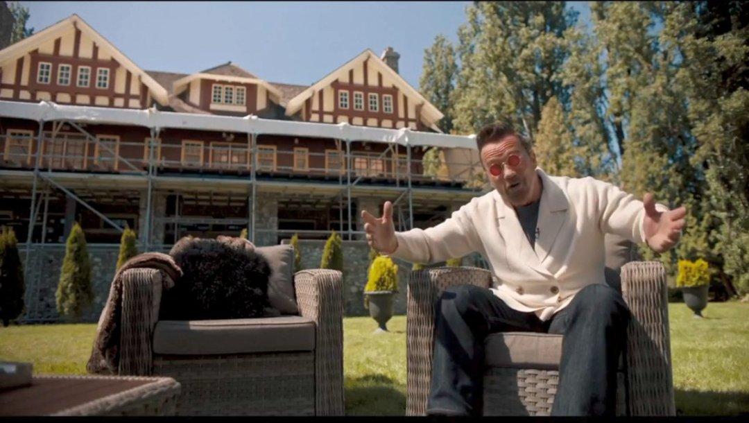 Killing Gunther Trailer Featuring Arnold Schwarzenegger