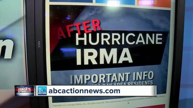 After Hurricane Irma: Important links, resources and tips for Tampa Bay Area residents