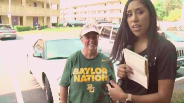 Hurricane Heroes: Woman comes to aid of neighborhood