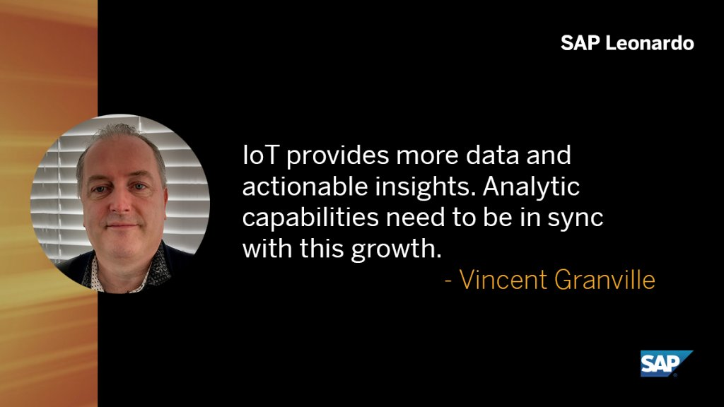 #IoT will provide more data sources and actionable insights.  @analyticbridge
