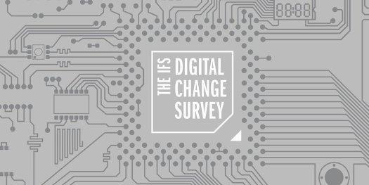 pesquisa sobre transformação digital realizada pela IFS