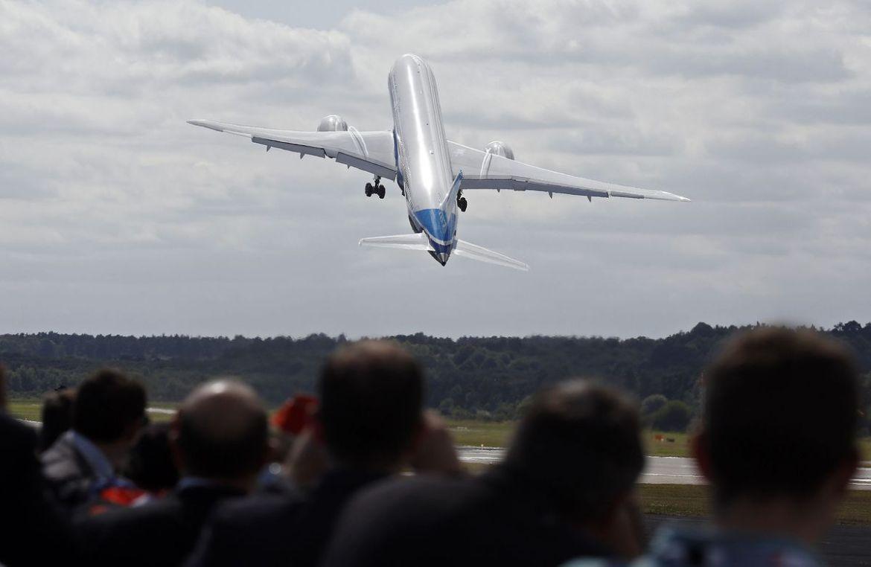 Boeing lands a $11 billion 787 deal from resurgent Turkish Air