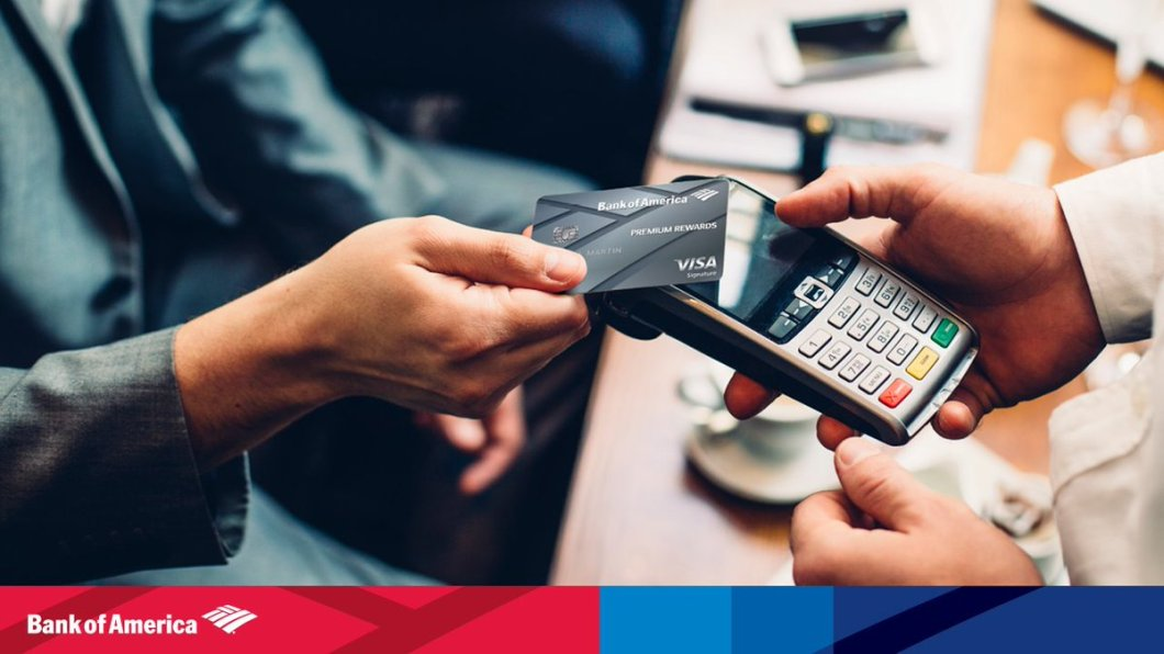 bank of america on twitter our premium rewards credit card - Bank Of America Travel Rewards Card Benefits