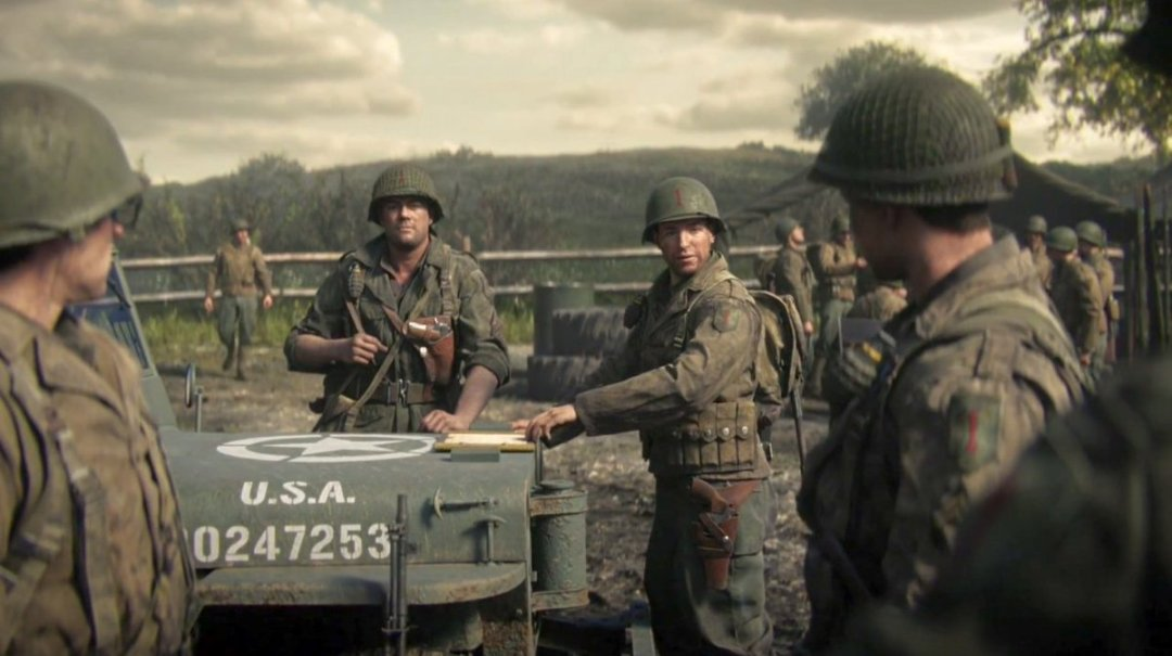 Call of Duty: WWII Story Trailer Revealed