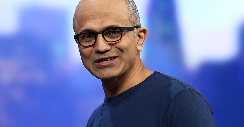 Microsoft officially listed #AI as one of its top priorities, replacing #mobile  #MSIgnite