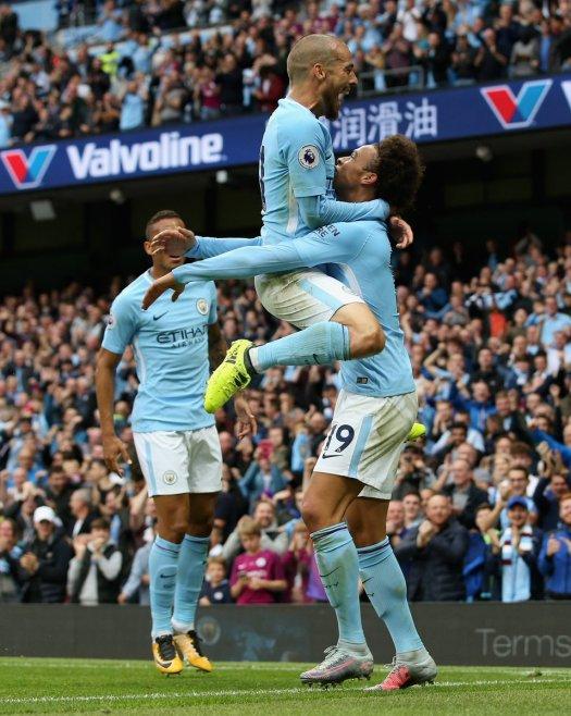 Three players recorded assists in the Premier League this weekend David  Silva Leroy Sané Cesar Azpilicueta Intruder alert   Squawka Football    Scoopnest