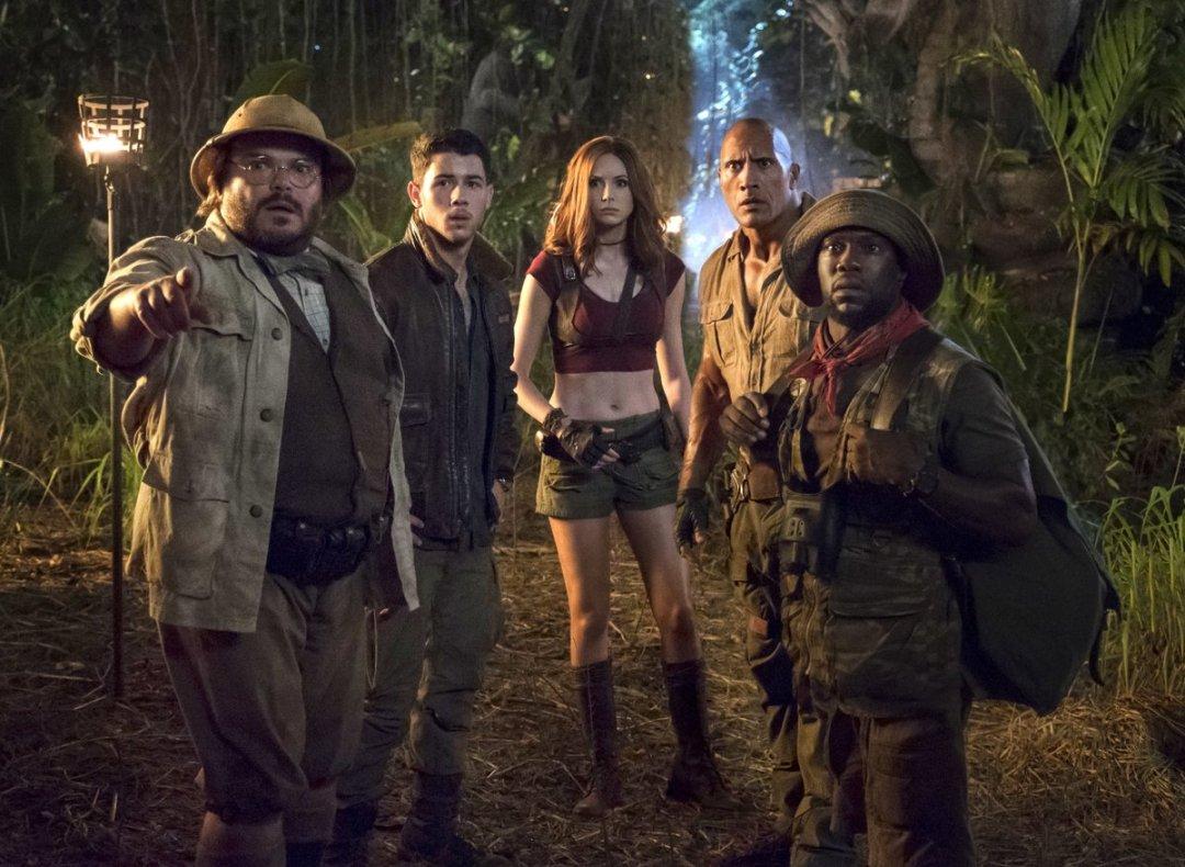 Jumanji: Welcome to the Jungle Trailer