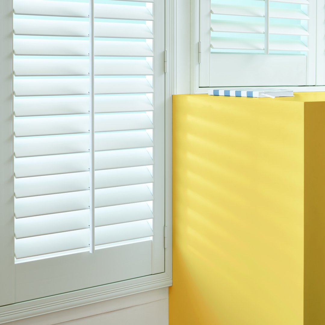 Hunter Douglas On Twitter Crisp White Palm Beach Shutters