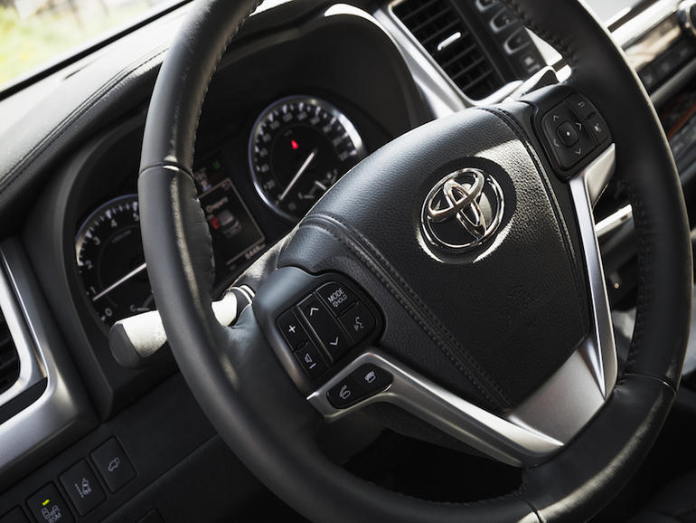 How IoT and big data improved Toyota's manufacturing process  #iot