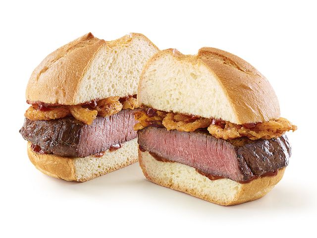 Arby's venison sandwich to be available nationwide starting Oct. 21