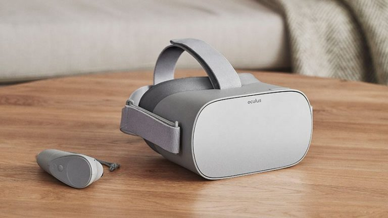 #oculus Go is a standalone VR headset coming in early 2018 for just $199